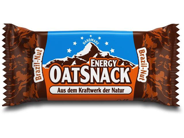 Energy OatSnack Brazil Nut